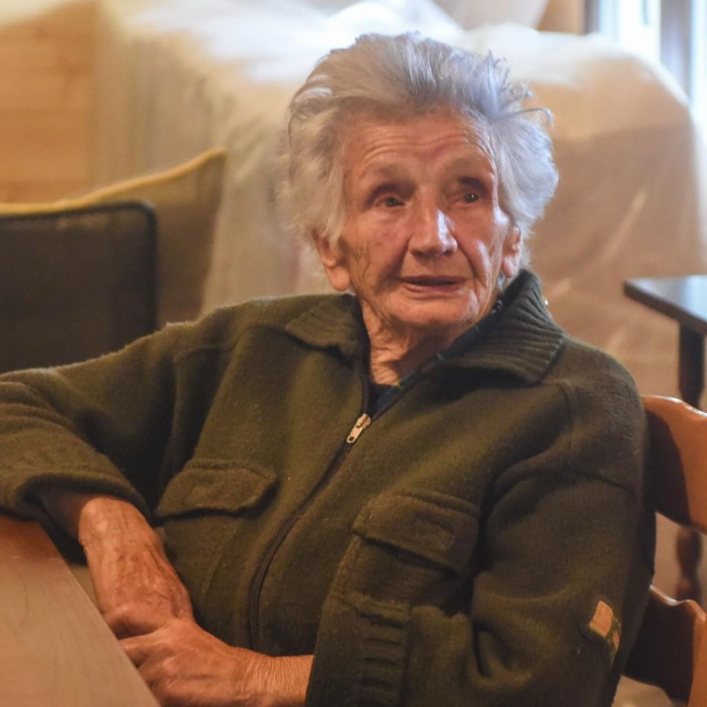 """La storia di Giuseppa Fattori, """"nonna Peppina""""."""