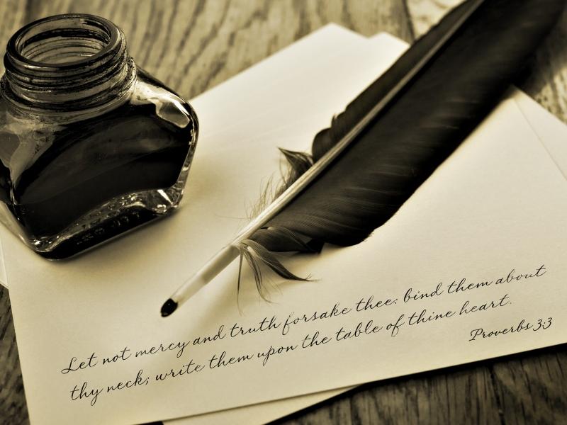 Scrivere è sognare due volte