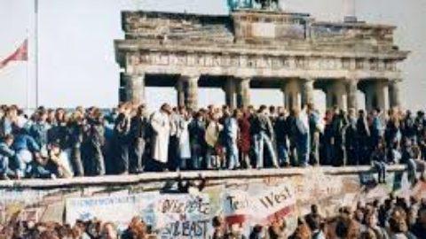 Il muro che divise l'Europa