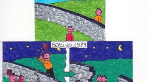 BERLINO 1989-2014; 25 anni dalla riunificazione