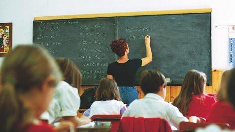 L'istruzione : il più grande investimento dello stato.