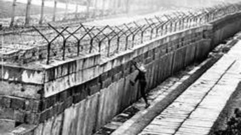 Il grande muro. Il grande ostacolo.