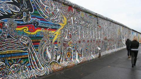 Il disastro del muro di Berlino