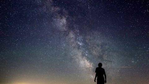 Tutto scompare di fronte all'universo