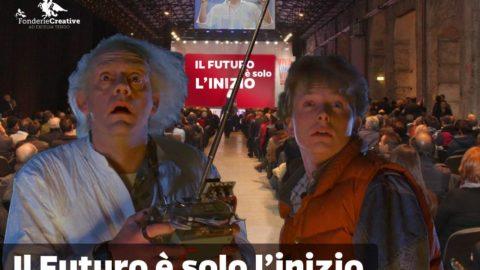 IL FUTURO APPARTIENE A NOI.