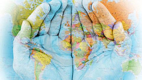 Il mondo nelle tue mani