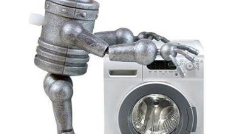 Come sarebbe se ci fossero i robot in casa?
