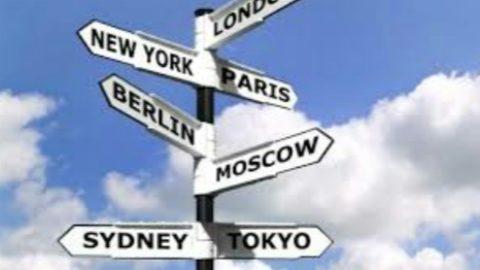Studiare e lavorare all'estero