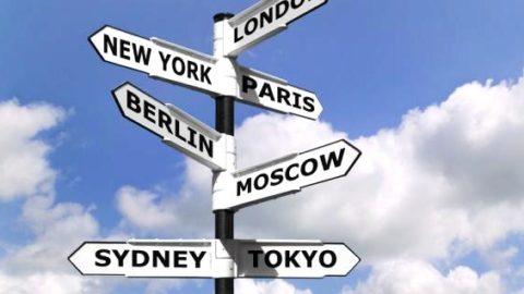 Studiare o lavorare all'estero: cosa ne pensate?