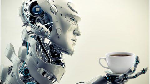 Un robot in casa
