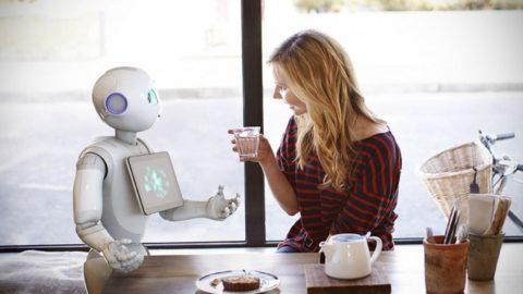 Un robot per amico!