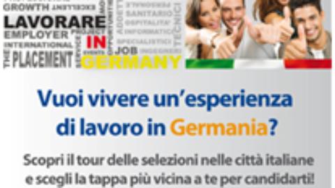 LA NUOVA INIZIATIVA TEDESCA: UN'ANCORA PER I GIOVANI ITALIANI.