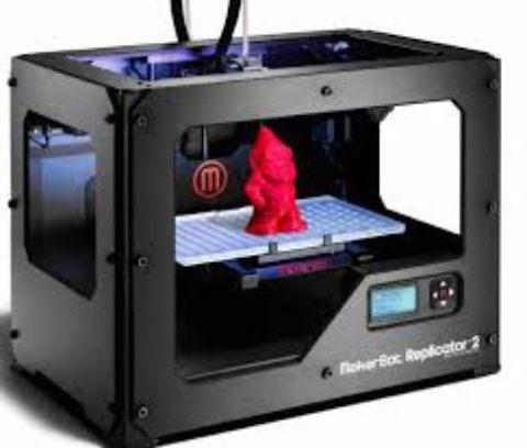 Le stampanti 3D!