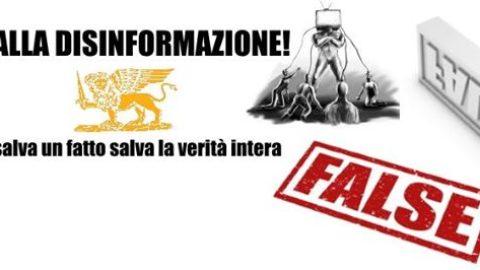 Facebook e le false notizie
