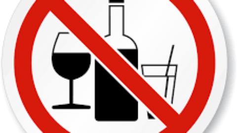 L'ALCOL NON È DIVERTIMENTO
