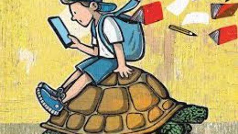 Utilizzo degli smartphone a scuola