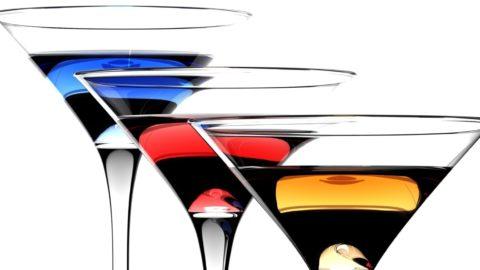 Il bicchiere mezzo pieno