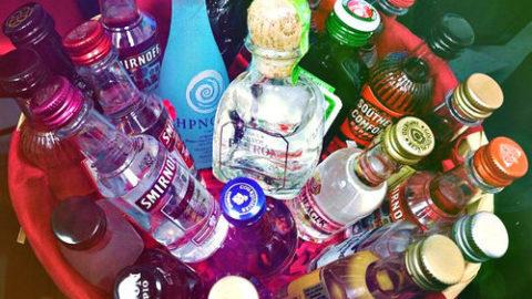 Divertimento alcolico.
