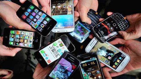 Le due facce dei cellulari
