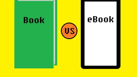 Libri di carta contro eBook: Il vincitore sarà…