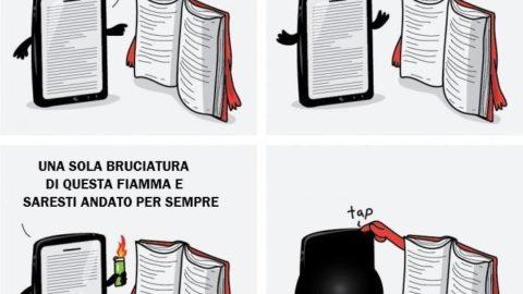 LIBRO VERSUS E-BOOK