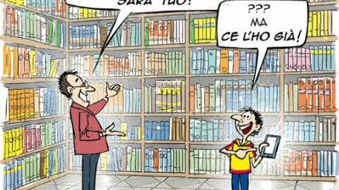 LIBRI DI CARTA E E-BOOK: CHI VINCERÀ LA SFIDA DEL FUTURO?