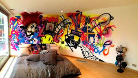 Graffiti:arte a scopo istruttivo o a scopo distruttivo.