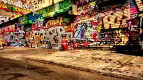 """""""Graffiti e murales: arte o scarabocchi?"""""""