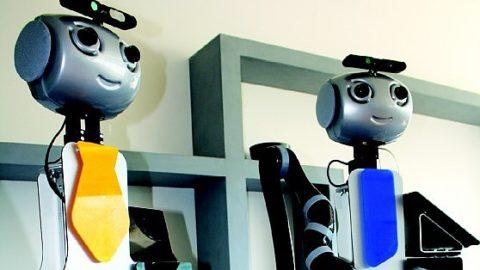 Un robot per badante