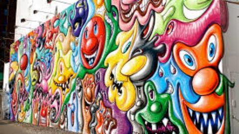 Murales arte per chi la sa capire!!!