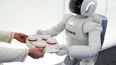 Robot in casa?