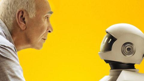 Noi badanti dei robot!