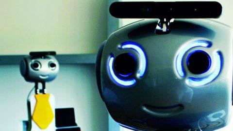 Badante-robot…può sostituire una persona?