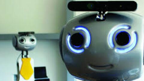 Badanti: meglio Robot o persone?