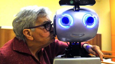 Un robot con un futuro