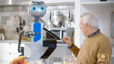 ROBOT: UTILI PER GLI ANZIANI?