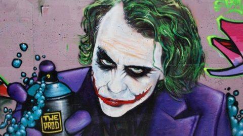 L'ARTE DEI GRAFFITI