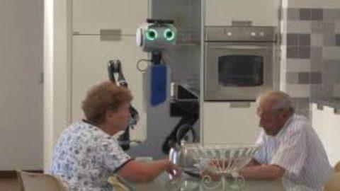 Un futuro con i robot