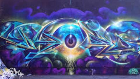 Graffiti: Un modo per far fuoriuscire le emozioni?