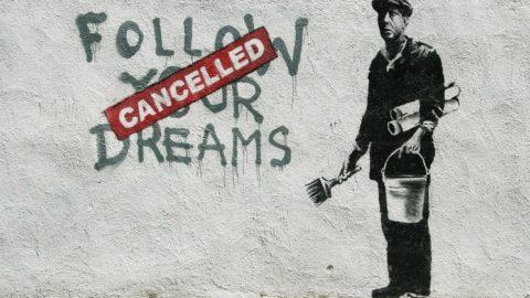Chi ha paura di un muro dipinto?