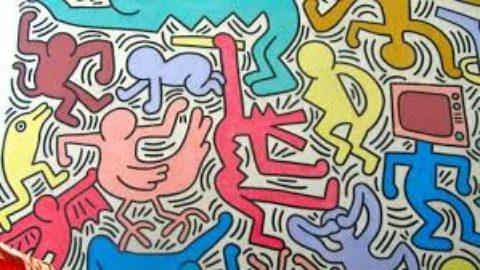 Graffiti e murales, bel problema!