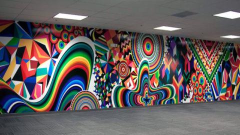 GRAFFITI e MURALES : POTENZIALI FORME D'ARTE