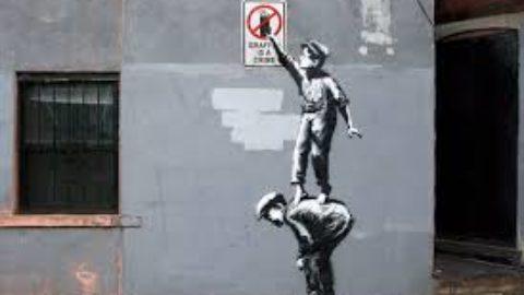 Anche i graffiti sono una forma d'arte