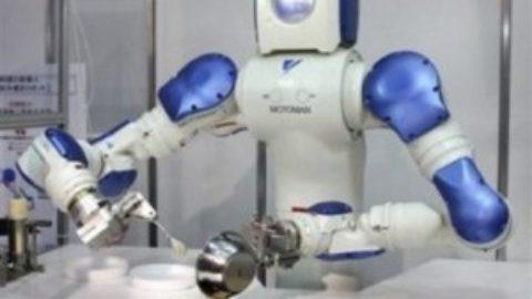un robot può sostituire una persona umana?