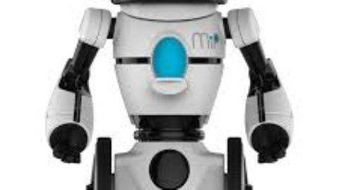 Robot per gli anziani
