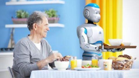 Robot-badanti