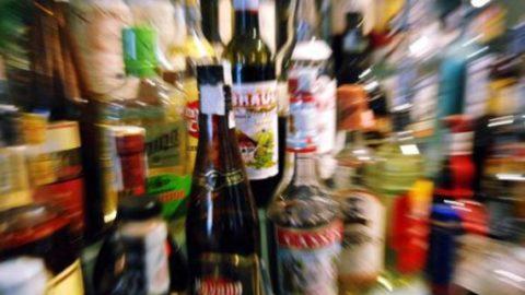 NO ALL'ABUSO DI ALCOL!