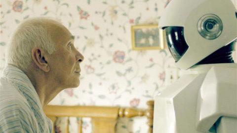Robot badanti: un bene o un male?