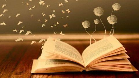 """""""Leggo perchè una vita sola mi sta stretta""""."""