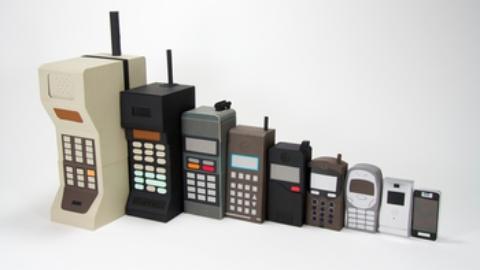 L'evoluzione della tecnologia